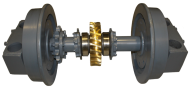 bessinger drive loco wheel